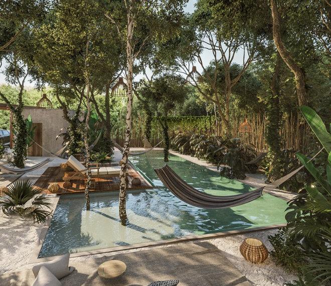 Villas Alakin Pool